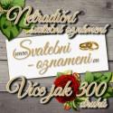 Netradiční svatební oznámení - Atelier Zet - 002_b4138979808aa8bde902d49566bcbcaf